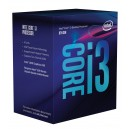 S1151 Intel Core i3 8100 (4x3,6GHz 6MB) Box