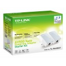 DLAN TP-LINK Powerline 500Mbps Twin Pack AV -KIT-